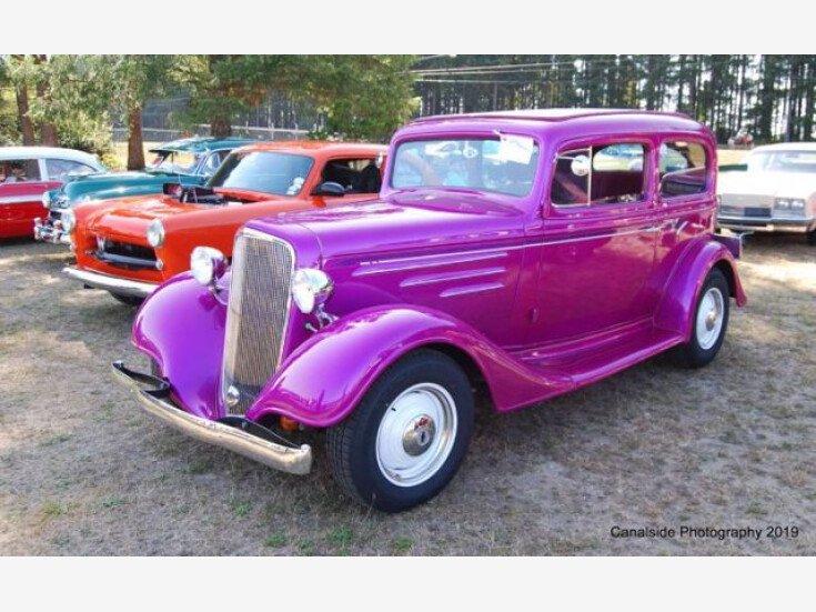 1934 Chevrolet Standard for sale 101441130