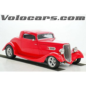 1934 Ford Custom for sale 101019255