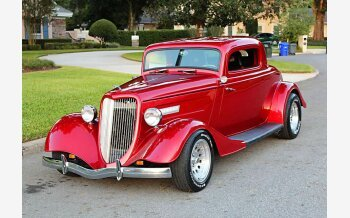 1934 Ford Custom for sale 101057057