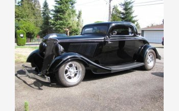 1934 Ford Custom for sale 101227901
