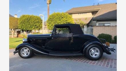 1934 Ford Custom for sale 101246704