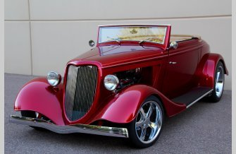 1934 Ford Custom for sale 101628121