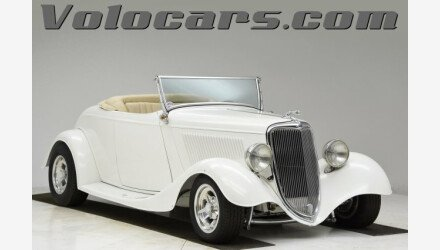1934 Ford Custom for sale 101046261