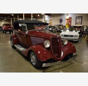 1934 Ford Custom for sale 101237993
