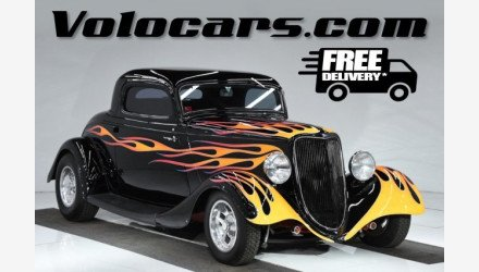 1934 Ford Custom for sale 101298620