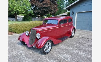 1934 Ford Custom for sale 101359207