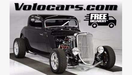 1934 Ford Custom for sale 101401640