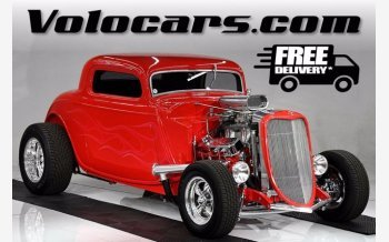 1934 Ford Custom for sale 101424675