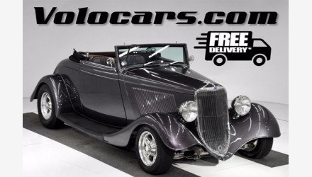 1934 Ford Custom for sale 101429756