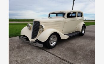 1934 Ford Deluxe Tudor for sale 101028151