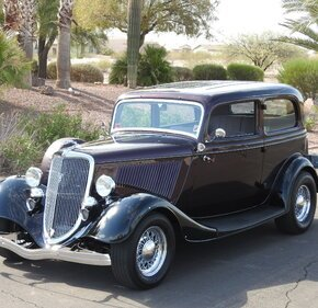 1934 Ford Deluxe Tudor for sale 100970723