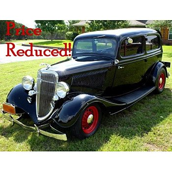 1934 Ford Deluxe for sale 100885083
