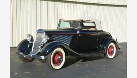 1934 Ford Deluxe for sale 101437542