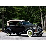 1934 Ford Deluxe for sale 101580569
