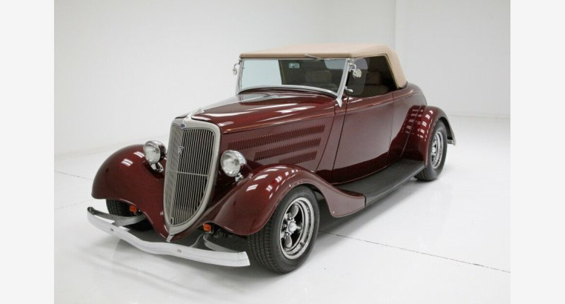 1934 Ford Model 40 for sale 101056434