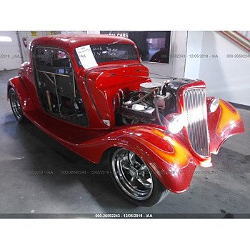 1934 Ford Other Ford Models for sale 101263362