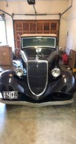 1934 Ford Other Ford Models for sale 101278990