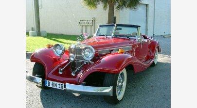 1934 Mercedes-Benz 500K-Replica for sale 101392122