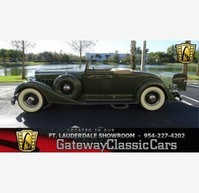 1934 Packard Super 8 for sale 101072087