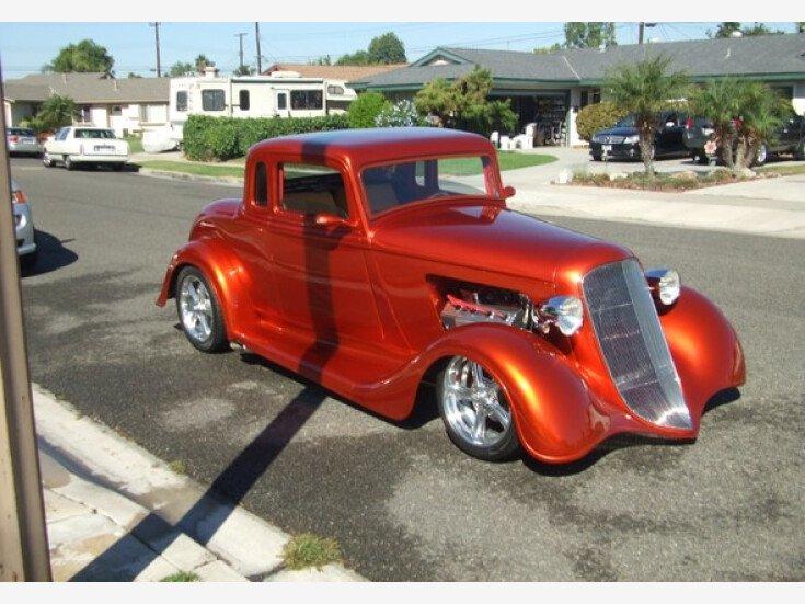 1934 Plymouth Custom for sale near Woodland Hills