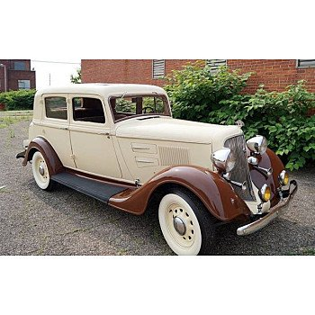 1934 Plymouth Deluxe for sale 101215513