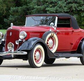 1934 Plymouth Model PE Classics for Sale - Classics on