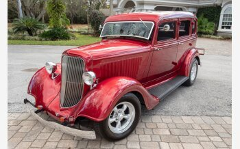 1934 Plymouth Model PF for sale 101075671