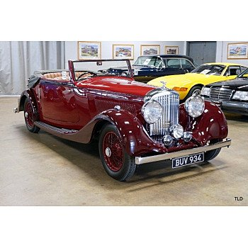 1935 Bentley 3 1/2 Litre for sale 101065206