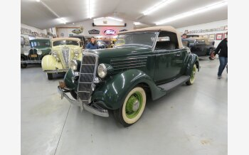 1935 Ford Custom for sale 101513362