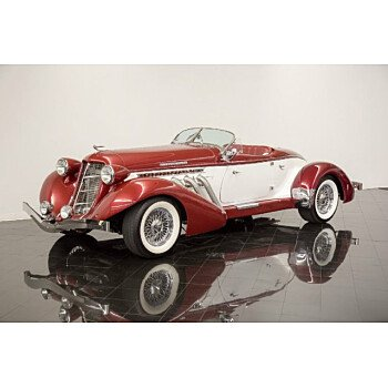 1936 Auburn 852-Replica for sale 101044321