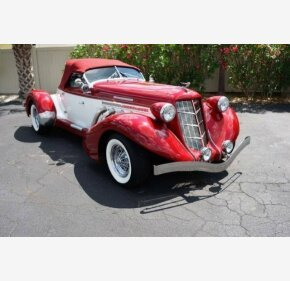 1936 Auburn 852-Replica for sale 101183186