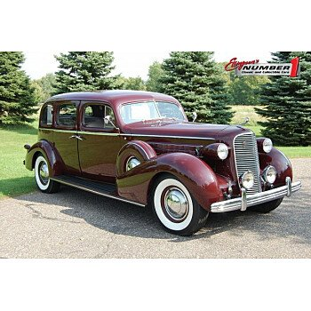 1936 Cadillac Series 85 for sale 101209328