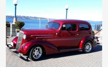 1936 Chevrolet Custom for sale 101106653