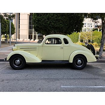 1936 Chevrolet Master Deluxe for sale 101322664