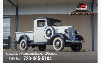1936 Chevrolet Other Chevrolet Models for sale 101395175