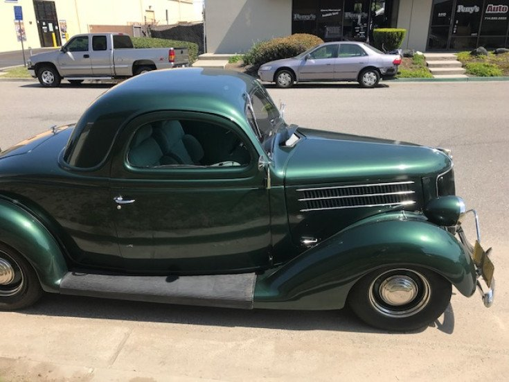 1936 Ford Deluxe for sale 100889672
