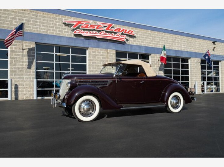 1936 Ford Deluxe for sale 101468312