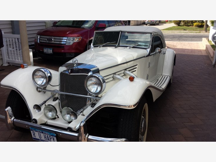 1936 Mercedes-Benz 500K-Replica for sale 101559437