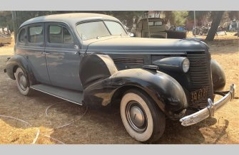 1937 Buick Century for sale 101432226