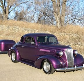 1937 Chevrolet Master Deluxe for sale 101419433