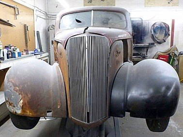 1937 Chevrolet Other Chevrolet Models for sale 101352387