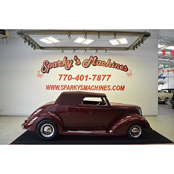 1937 Ford Custom for sale 101305006