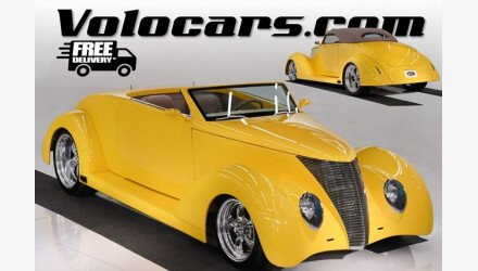 1937 Ford Custom for sale 101391290