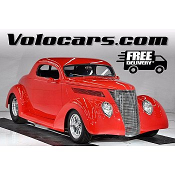 1937 Ford Custom for sale 101422671
