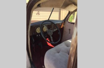 1937 Ford Deluxe Tudor for sale 101307156