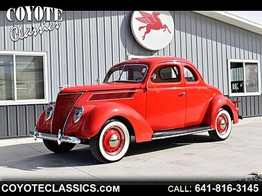 1937 Ford Deluxe for sale 101495688