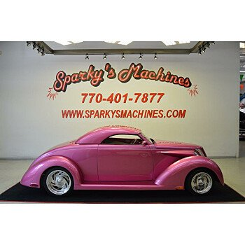 1937 Ford Other Ford Models for sale 101186374
