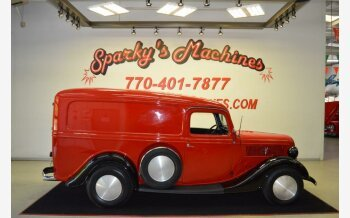 1937 Ford Sedan Delivery for sale 101201278