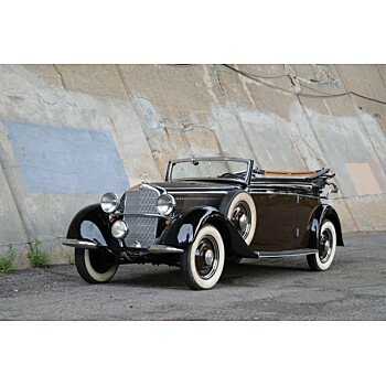 1937 Mercedes-Benz 230 for sale 101067284