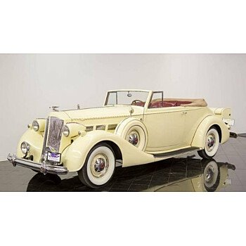 1937 Packard Super 8 for sale 100986669
